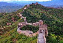 Các địa danh nổi tiếng nên đến khi chọn du lịch Trung Quốc