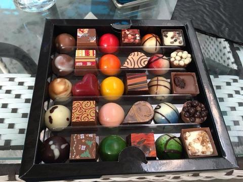 Chocolate Luxembourg